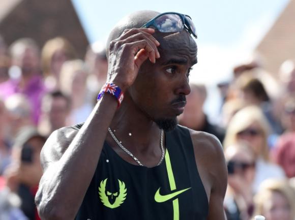 Мо Фара иска да стане най-великият атлет на Великобритания