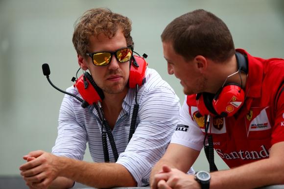Фетел: Нямаше да отида във Ферари, ако не вярвах, че можем да победим Мерцедес