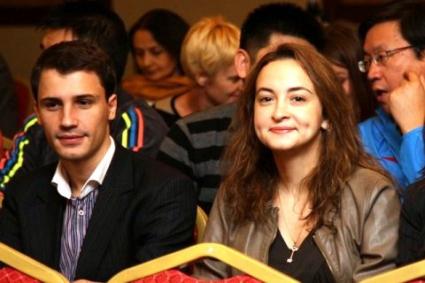 Чепаринов и Стефанова участват на турнир по шахмат в Катар