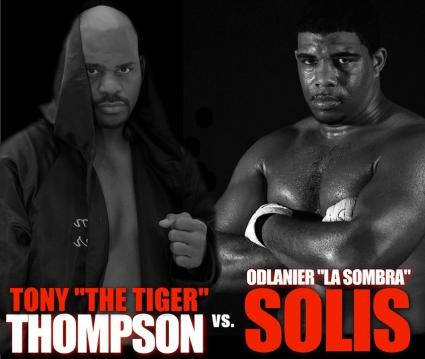 Томпсън - Солис II на 24 януари