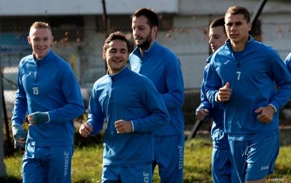 Групата на Левски за дербито с Литекс