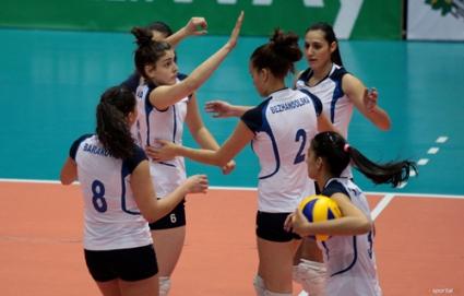 7 от 7 за волейболистките на Левски