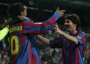 Роналдиньо поздрави Меси за рекорда