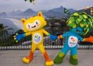 Талисманите на ОИ-2016 вдъхновени от флората и фауната на Бразилия