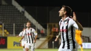 Два български гола в турската втора лига
