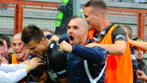 Божинов: Мечтая да играя за България срещу Италия през 2015-а