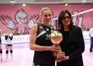 Златна топка за Елена Колева в Италия