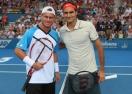Федерер срещу Хюит в демонстративен мач в нов формат