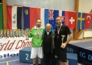Бронзов медал за България на световното по ракетлон