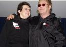 Били Джийн Кинг и Елтън Джон обединяват сили в борбата със СПИН