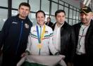Световната шампионка Станимира Петрова се завърна в България
