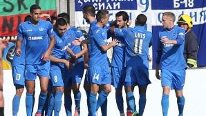 Левски търси 13-а победа срещу Литекс в София