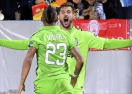 Ювентус направи голяма крачка към осминафинала (видео)