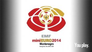 Започна Европейското по мини футбол в Черна гора