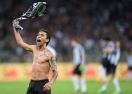 Атлетико Минейро спечели Купата на Бразилия след скандален мач и масов бой между футболисти