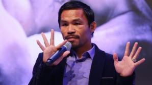 Мани Пакяо продава къща заради оплаквания от съседи