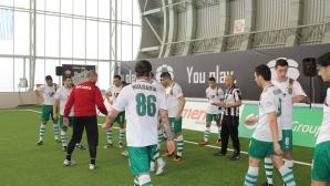 Полша обърна България на старта на Европейското по мини футбол