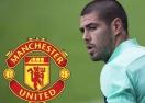 Валдес в Испания без договор с Ман Юнайтед, но очаква да подпише