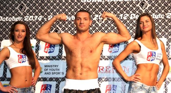 Спас Генов излиза срещу узбек в Нощта на профибокса на 12 декември