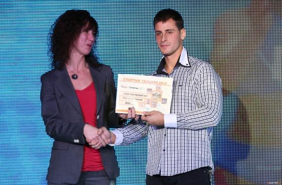 Мирослав Кирчев е Спортен талант №1 на