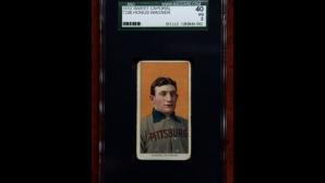 Бейзболна картичка продадена за над $400 000