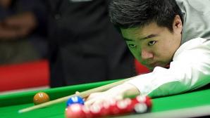 Дин Дзюнхуей официално е №1 в света