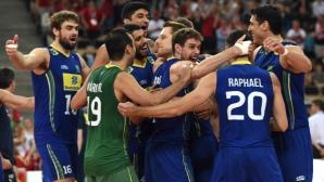 Бразилия се отказа от финалите на Световната лига заради наказания