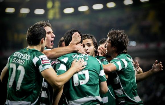 Спортинг се промъкна на 1/4-финал за Купата на Португалия след битка с пет гола