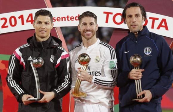 Серхио Рамос стана MVP на световното клубно първенство
