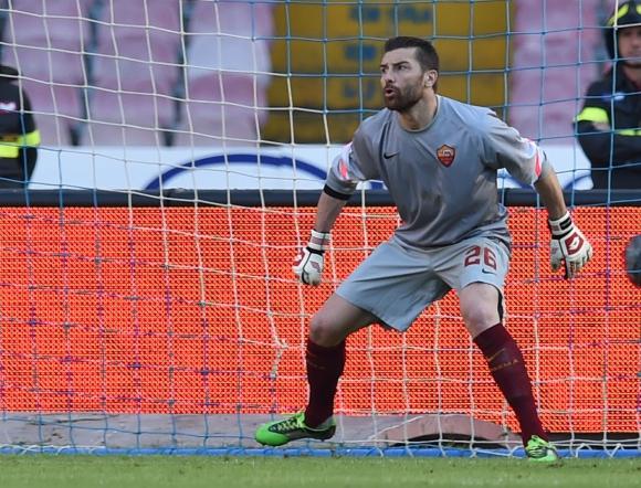 Вратарят на Рома хвали Милан