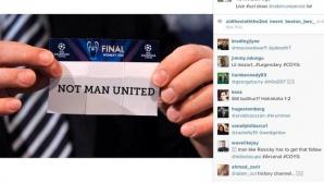 Росицки се подигра с Манчестър Юнайтед в деня на жребия за ШЛ