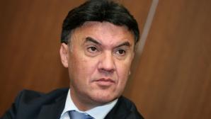 Боби Михайлов тръгна с охрана заради акцията срещу черното тото