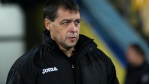 Хубчев: Развиваме се и като клуб, и като отбор