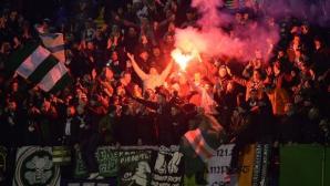 УЕФА готви нова глоба за Селтик