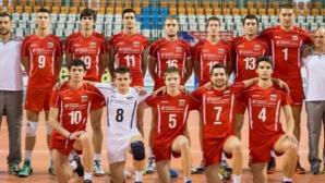 Атанас Петров повика 25 играчи за евроквалификациите по волейбол при младежите
