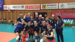 """Силна Габи Цветанова с 22 точки, Паннаксиакос на 1/8-финал за """"Чалъндж къп"""""""