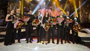 Ариен Робен и Ирене Вюст - спортисти на годината в Холандия