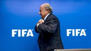 Блатер изненадан от оставката в комисията по етика на ФИФА