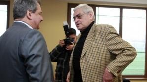 ПФК Левски удостои Христо Друмев с грамота за заслуги към клуба