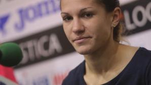 Световната ни шампионка по бокс сменя категорията заради олимпийската мечта