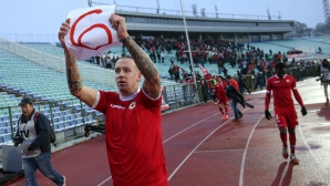 Кукоч: Много ще съжалявам, ако напусна ЦСКА - никога няма да забравя този отбор