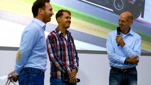 Хорнер: Нюи не се е отказал от Ф1