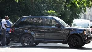 Английски нападател олекна със 150 000 паунда след кражба на две коли