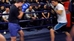 НКП организира традиционен коледен турнир по бокс между фракциите