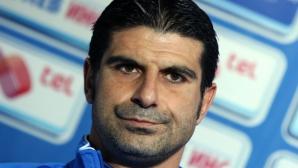 Гонзо преговаря с няколко души за треньор на Левски - чужденец също е вариант (видео)