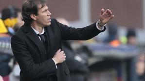 Руди Гарсия ще води Рома срещу Милан