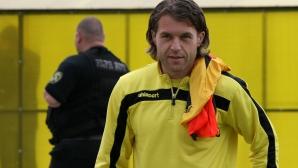 Иван Цветков бе избран за най-добър футболист на Ботев за годината