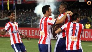 Атлетико де Колката е първият шампион в Индийската Суперлига