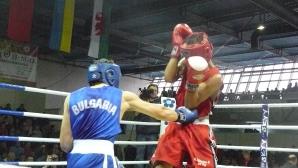 Борис Георгиев със загуба в мач от сериите АИБА Про Боксинг