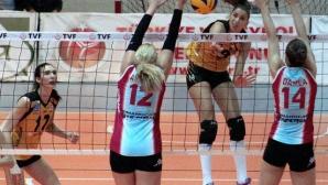 Ели Василева и Вакъфбанк с лесна 10-та победа в Турция